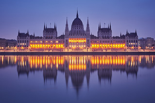 The Hungarian Parliament building | by tamasdragon
