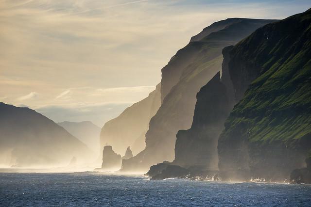 Färöer's Küste