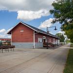 Evart Depot