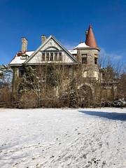 Edgewood (A. E. Burckhardt House), Avondale, Cincinnati, OH
