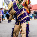 Basile Mardi Gras in downtown Eunice, March 2, 2019