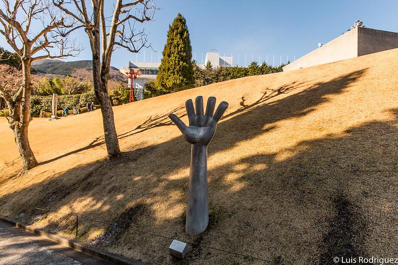 """""""Big Hand"""" de Rainer Kriester"""