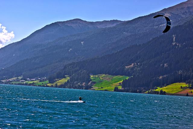 Reschensee, Graun im Vinschgau - Italy (4061)
