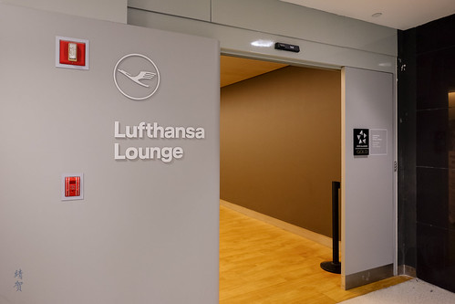 Entrance to the lounge | by A. Wee