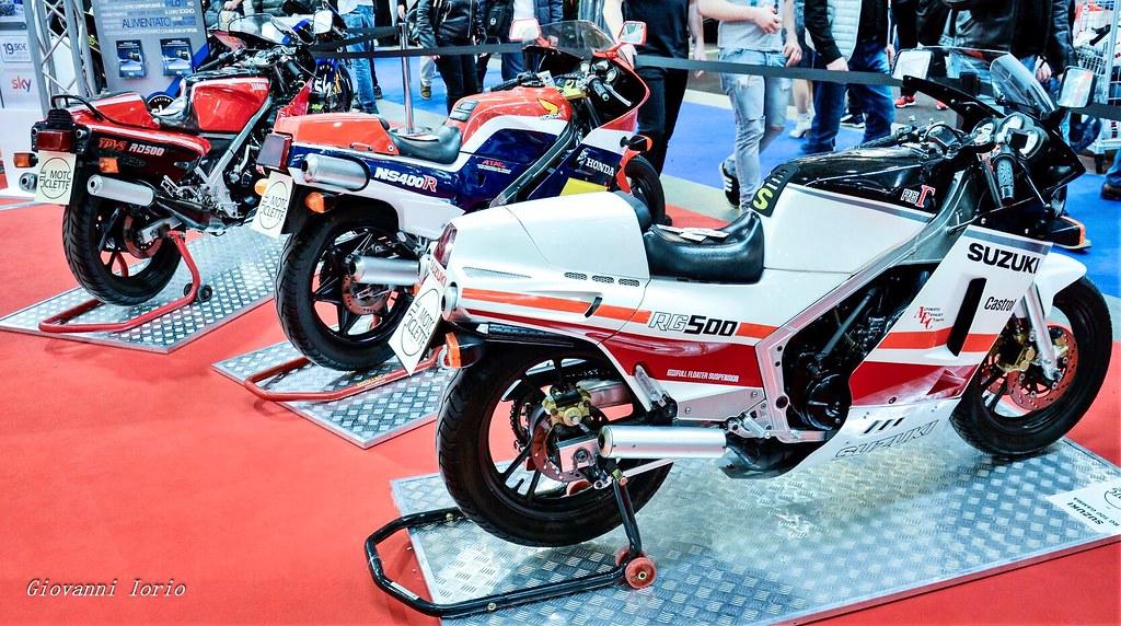 Yamaha Honda Suzuki