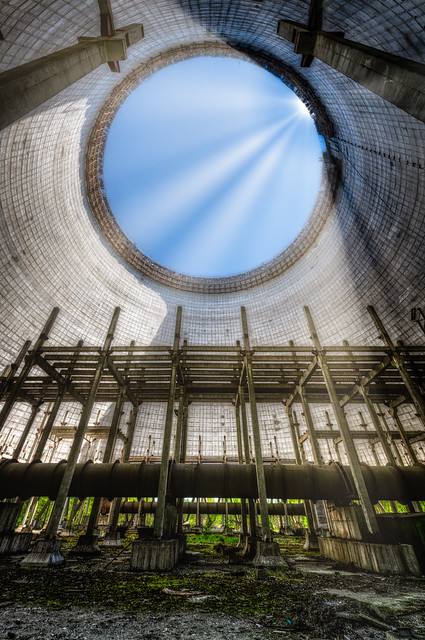 Chernobyl Cooling Tower # 5