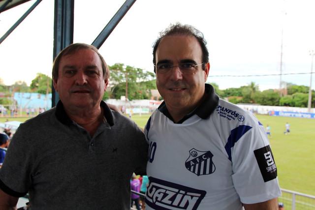 Semi final , Aquidauanense x Comercial, Estádio Noroeste.