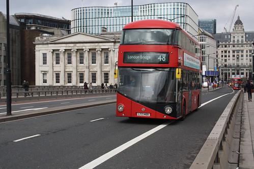 Arriva London LT469 LTZ1469