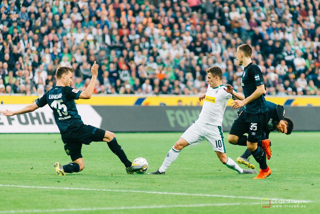 Borussia Mönchengladbach - Werder Bremen (07/04/2019)