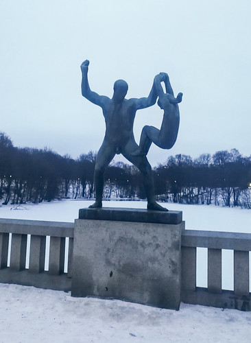 Vigeland Sculpture Park | by The CSI Girls