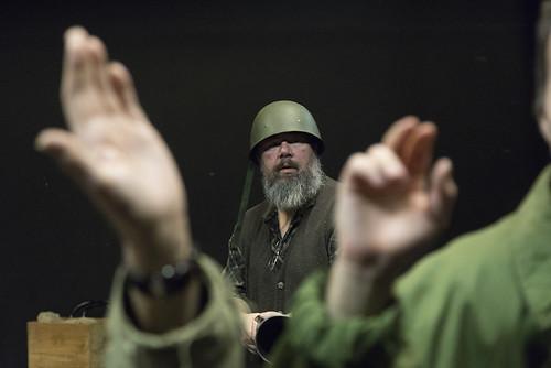 Frippe Pettersson – repetitionsbild | by Kultursidan