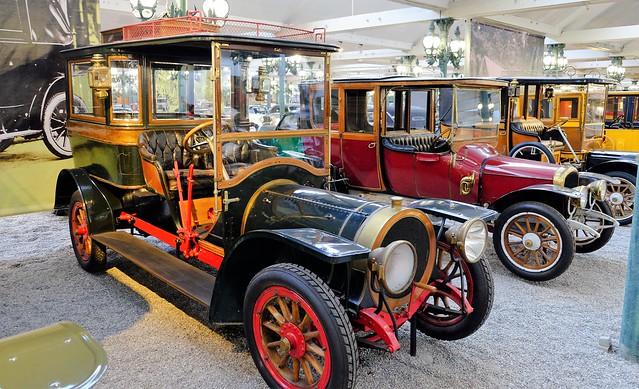 DELAUNAY-BELLEVILLE bus F6 1909
