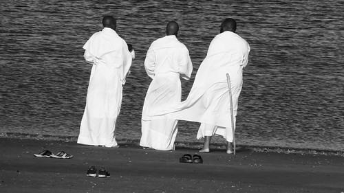 Three Wise Men and the Sea 03 | by byronv2