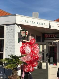Heliumballonnen Valentijnsdag De Krom Spijkenisse | by Globos Ballonnen
