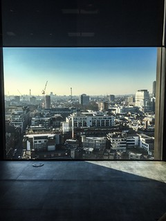 London (almost Shoreditch looking west) | by aiddy