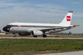 A319 BEA 4 | by Enrico Bonaga
