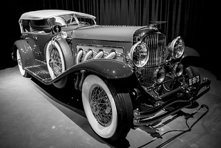 Duesenberg at the Louwman Museum