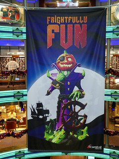 Carnival Fantasy - Halloween 2018