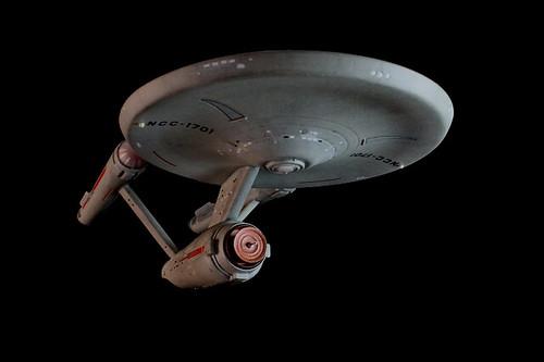 USS Enterprise NCC-1701 | by trekriffic