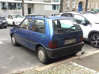 1993 Fiat Uno Hobby | by Spottedlaurel