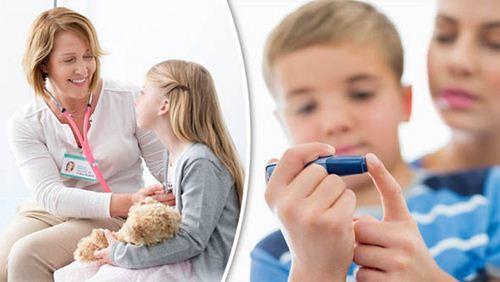 Pantangan Makanan Anak yang Beresiko Diabetes