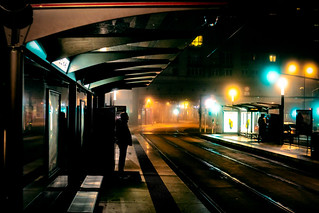 Tram station | by Nicolas Winspeare