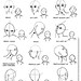 Draw The Head From Any Angle: Reference for Doodles, Sketches, and Sketchnotes
