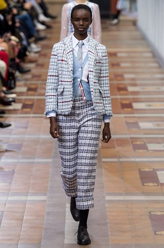 Thom Browne Womenswear Fall/Winter 2019/2020 46