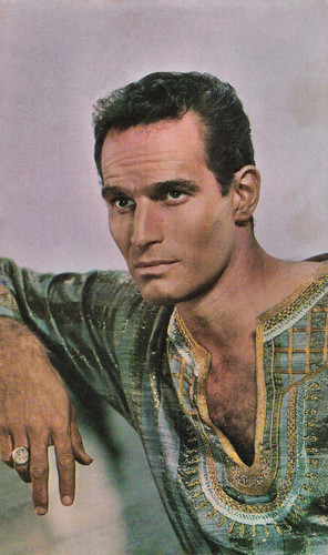 Charlton Heston in Ben Hur (1959)