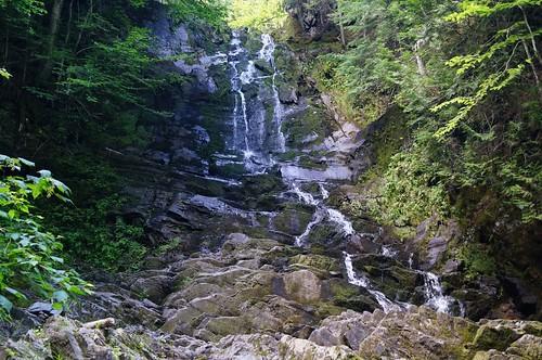 chute cascade waterfall water eau landscape paysage