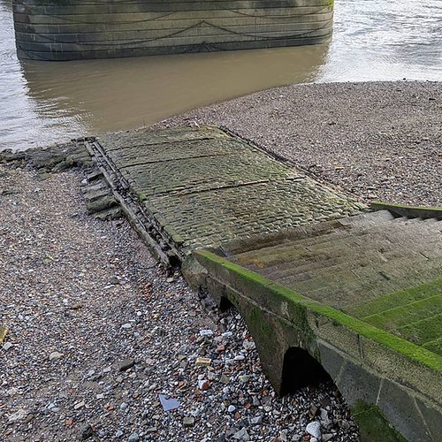 Thames steps and slipway | by Dave Cross
