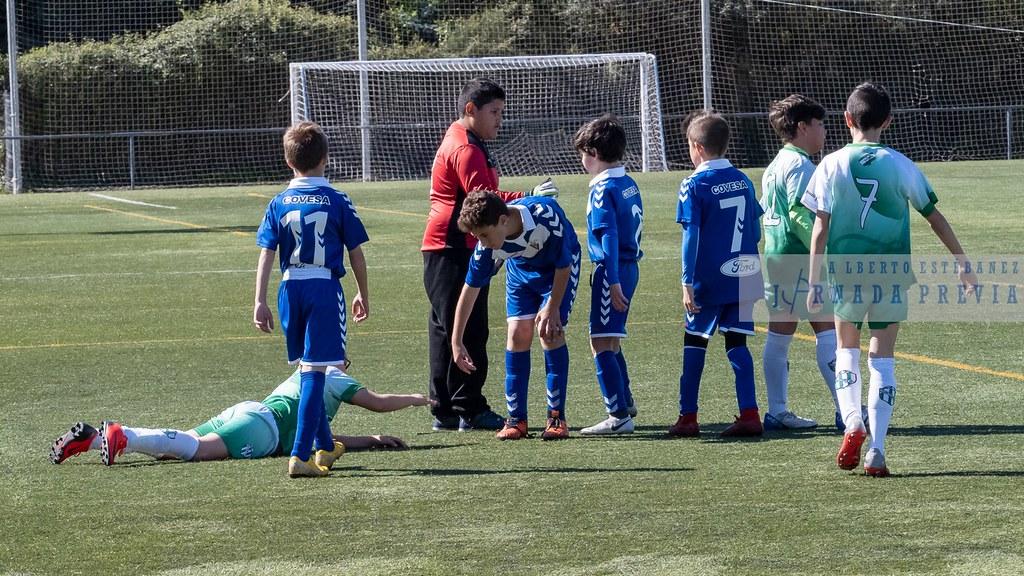 Zona Franca CF - Alevín F FF Badalona