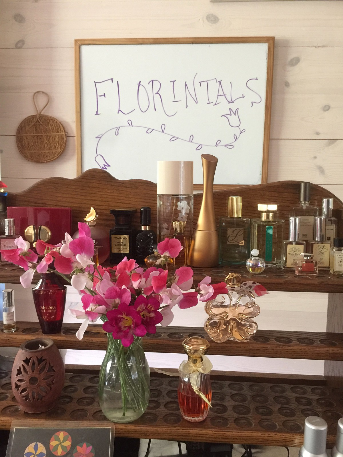 Florientals Week-Long Course, March 31 - April 4, 2019