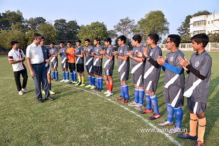 Inter House Football Competition 2018-19 9 (6) | by Atmiya Vidya Mandir