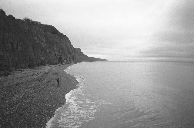 Solitary Fisherman