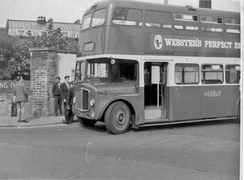 AEC Regent V-Weymann-1958-Hebble 305