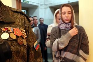 19.02.2019 | Освящение храма в Центре ветеранов при НовГУ