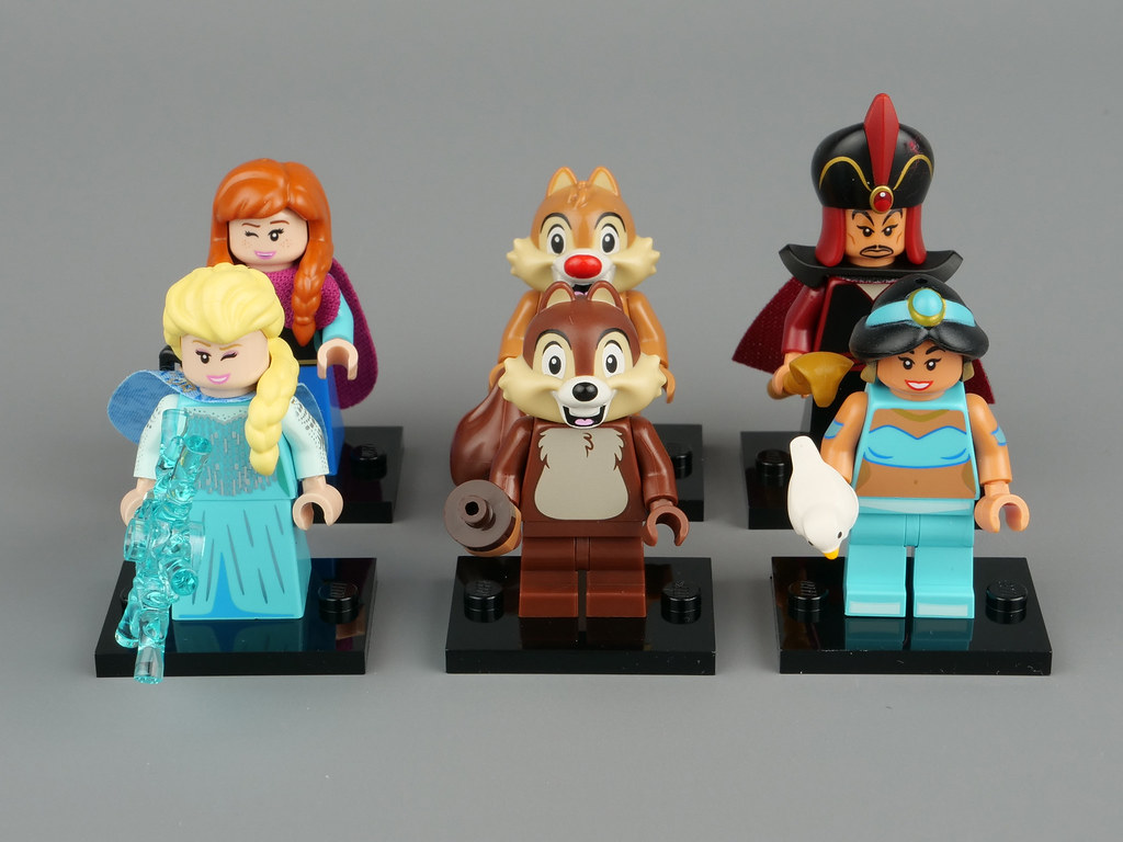 Anna Frozen Lego Disney Series 2 Minifigures 71024
