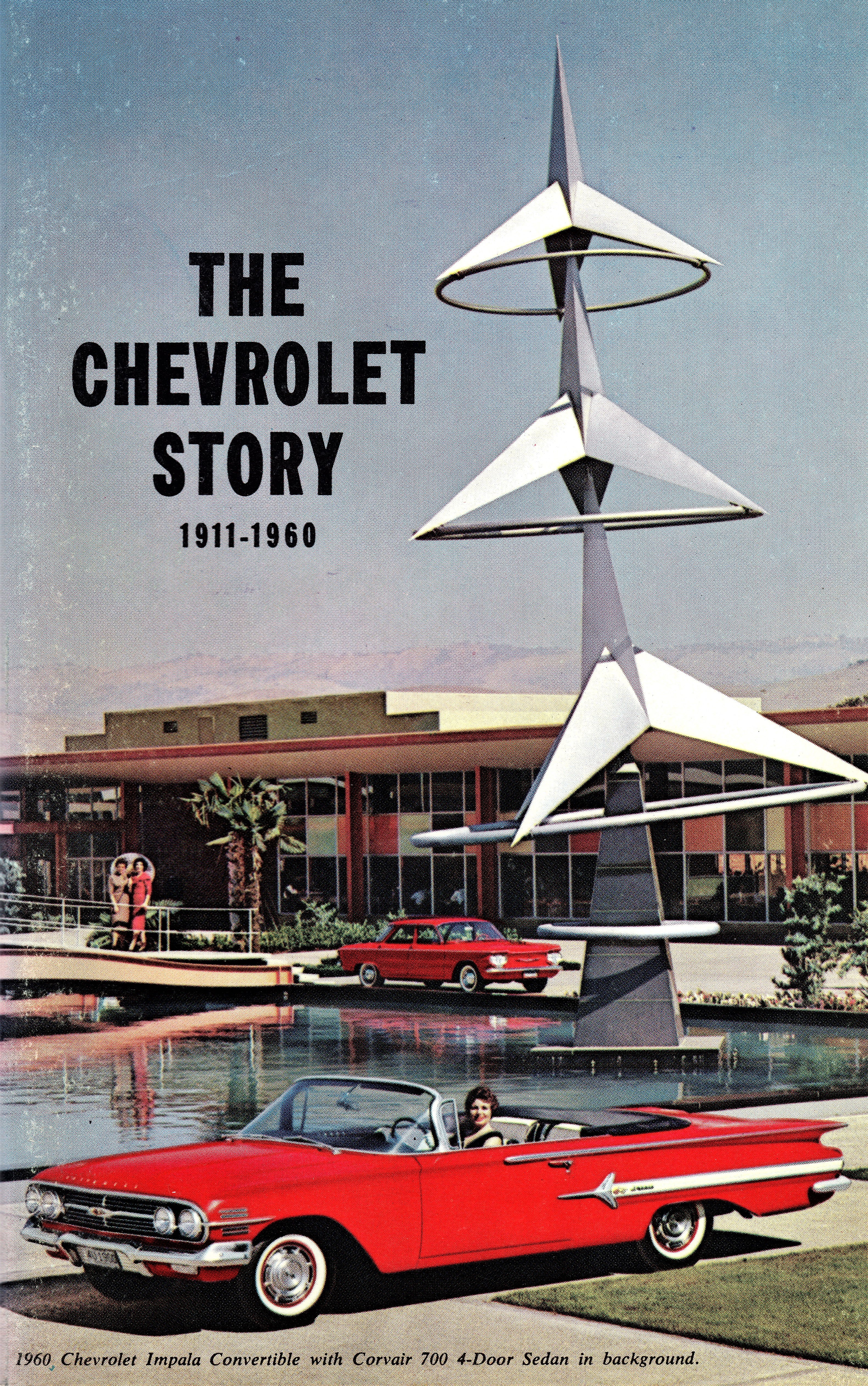 'The Chevrolet Story 1911-1960