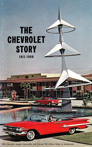 The Chevrolet Story 1911-1960 | by aldenjewell