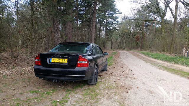 Volvo S80 2.4T Cross Country Edition