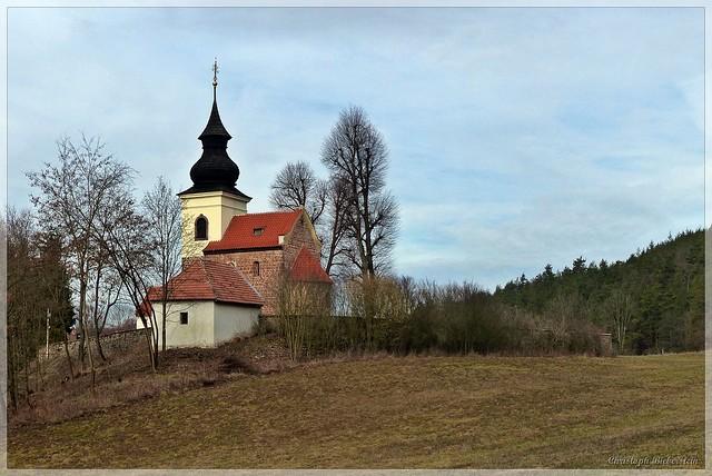 Rovná - Kostel sv. Jakuba
