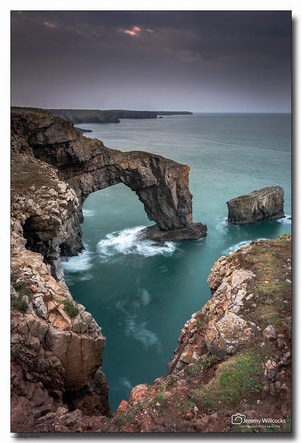 Green Bridge Of Wales