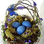 Basket Gifts : Crafts! Polly%u2019s Picks: 45 BEST Spring Party, Craft & Decor Tutorials EVER %u2013 Mrs. Polly Rogers | Decorate, Make, Create! | Mrs. Polly Rogers | Decorate, Make, Create!