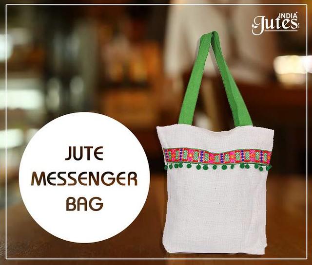 Bio - Degradable   Jute Bags