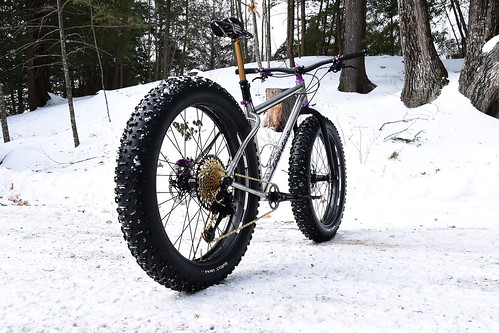 Marauder Ti FAT | by 44 Bikes