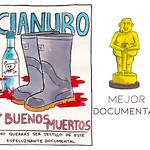 """Mejor Documental: """"Cianuro y buenos muertos"""""""