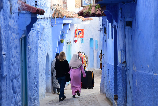 Chefchaouen, Morocco, January 2019 D810 826
