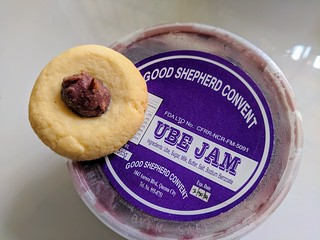 Good Shepherd ube jam | by DarleneEats