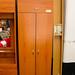 Teak laminate wardrobe E75